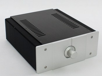 WA56 Aluminum enclosure Preamp chassis Amplifier case/box size 260*222*90MM