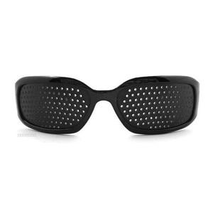 Black Pinhole Sunglasses Anti-
