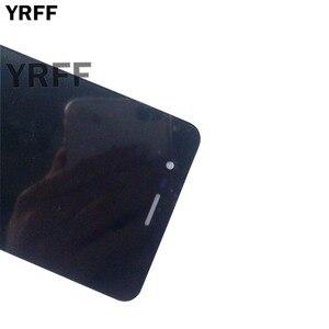 Image 4 - 5.0 wyświetlacz LCD dla ZTE Blade A510 BA510 wyświetlacz LCD Digitizer z ekranem dotykowym montaż części naprawa narzędzia Protector film