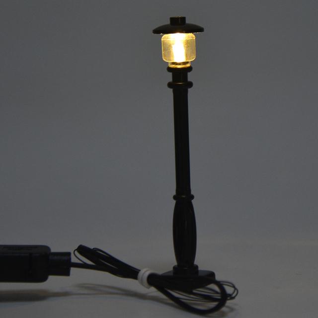 LED Street light Compatible most Lego brands