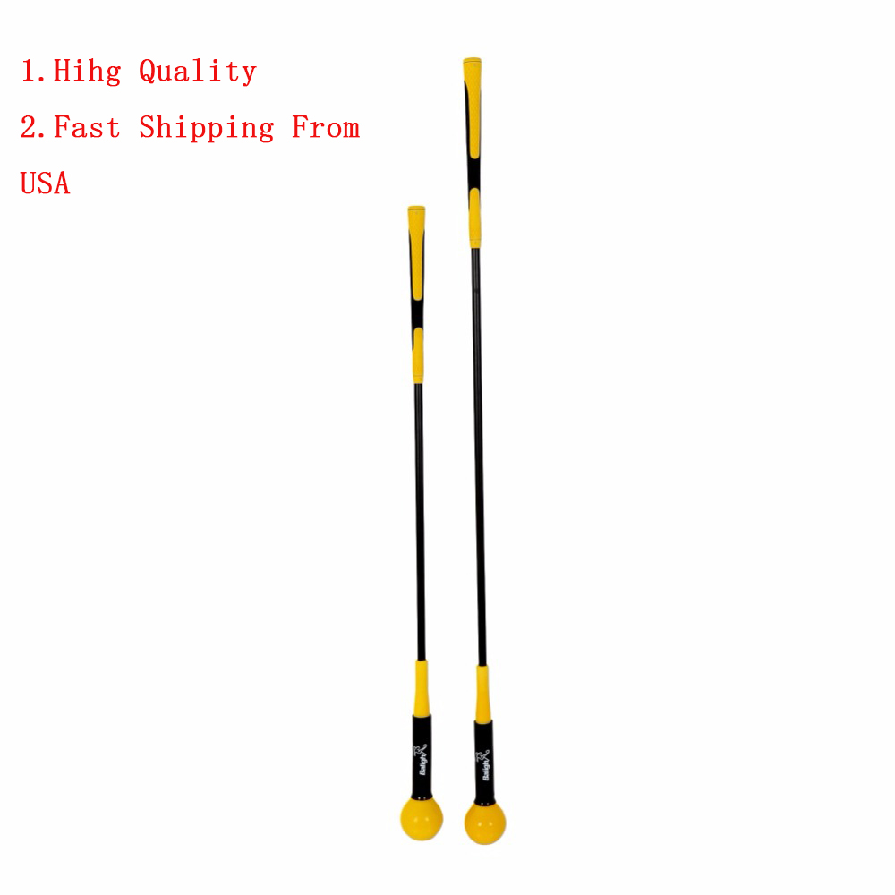 Shipping From USA Large Practical Golf Training Aids Swing Trainer Beginner Gesture Alignment Correction Aid Golf Accessories