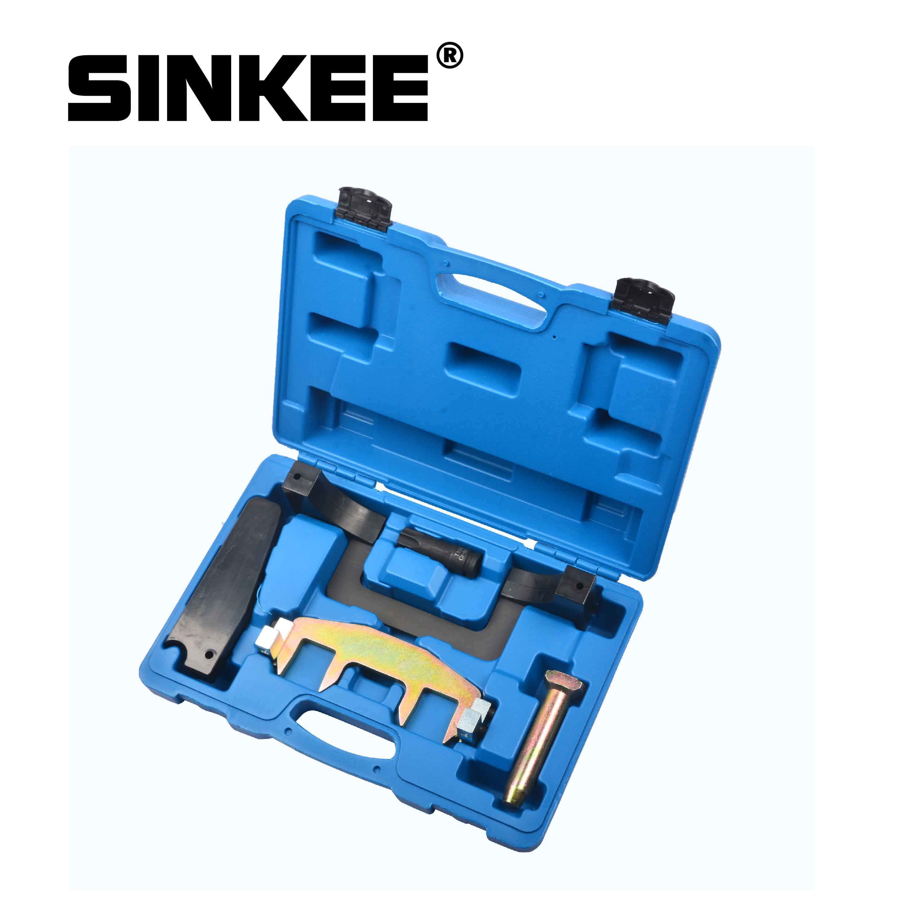 For Mercedes Benz M271 Engine Camshaft Alignment Timing Locking Chain Fixture Tool Set C230 271 203 SK1014For Mercedes Benz M271 Engine Camshaft Alignment Timing Locking Chain Fixture Tool Set C230 271 203 SK1014