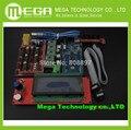 1 шт. Мега 2560 R3 + 1 шт. ПЛАТФОРМЫ 1.4 Контроллер + 5 шт. A4988 Модуль Драйвера шагового/РАМПЫ 1.4 2004 ЖК-контроль для 3D комплект Принтера