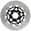 Motorcycle Front Brake Disc Rotor For FZR 400RR 90 95 SR400 2001 2005 XJR400 1993 2005