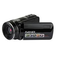 Durable 24 Million Pixels With Plug Infrared Digital Handheld Camera Recorder LCD Screen Night Vision Video Camcorder HD 1080P