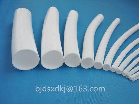 Teflon tube / PTFE tube / OD*ID=3*2 mm / Length:10m / Resistance to Ozone & High temperature & acid & alkali / teflon tube ptfe tube od id 3 1 mm length 10m resistance to ozone