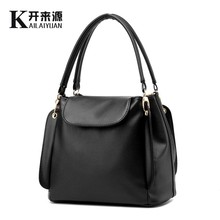 KLY 100% Genuine leather Women handbags 2019 New package female simple software package portable shoulder bag women Messenger shunruyan new women s national vintage craft wipe color leather simple shoulder messenger bag portable small square package