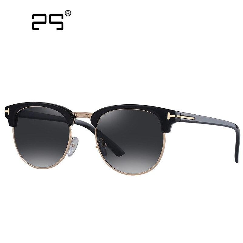 Rimless Glasses Fashion : Semi Rimless Metal Sunglasses Women Men Brand Designer ...