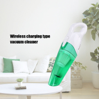 Free DHL 1PC New Ultra Quiet Mini Home Car Hand Held Vacuum Cleaner Portable Wireless Charging