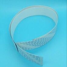 цена на F186000 DX5 printer head cable for Epson 7880 9880 7800 9800 4880 4800 4450 Mimaki Mutoh Allwin Xuli Sunika printer 31pin 40cm