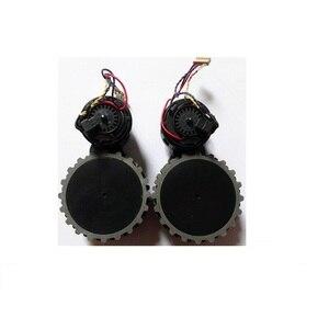 Koło odkurzacza zawiera silnik do ecovacs deebot M88 DM88 części do robota odkurzającego wymiana koła