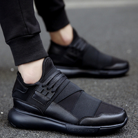 Breathable Men Sneakers Male Shoes Adult Red Black Gray High Quality Comfortable Non slip Soft Mesh Men Shoes 2018 Summer New#y3