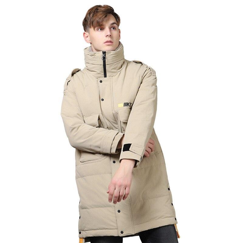 90 Weiße Druck Jacken Luxus Beige schwarzes Mantel Kleidung Jacke Ente Und Parka Warme Brief Männlichen Männer Winter Herren Unten Mäntel 8wEWtt1q