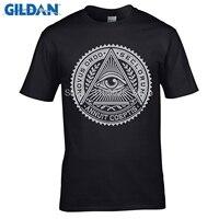 GILDAN mannen fashion brand t-shirt Men'S Nieuwe Leuke Kus Rockin Sinds 1973 T Shirt Kus Leger Rock Tour Merch Punk Gedrukt T-shirt