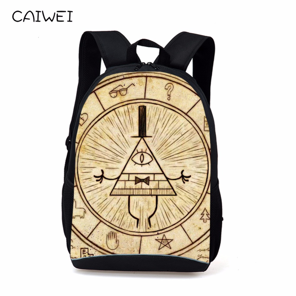 Children Anime Gravity Falls Backpack Boys Girls Cartoon Adventure Time Backpacks Kids School Bags Bookbag Daily Backpacks Mabel anime noragami aragoto yato backpack for teenage girls boys cartoon yukine children school bags casul book bag travel backpacks