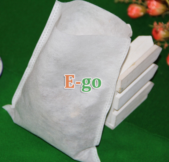 200x300mm Non Woven Fabric Heat Sealing Tea Bags Large Empty Whole Infuser