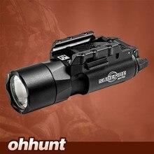 Lanterna винтовка охоты съемки оружие люмен ультра тактический фонарик пистолет светодиодный