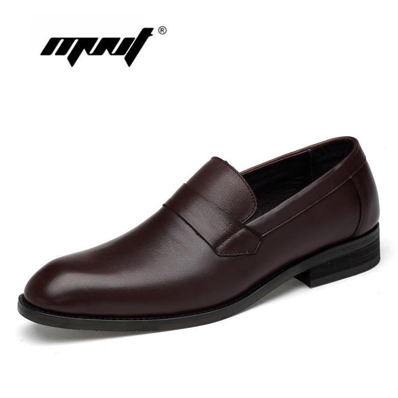 Full Grain Leather Men Dress <font><b>Shoes</b></font> Fashion Comfortable Men <font><b>Shoes</b></font> <font><b>Office</b></font> Formal Business Oxfords <font><b>Shoes</b></font> Men