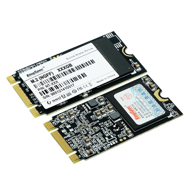 NT-256 22*42MM KingSpec 256GB NGFF M.2 SATA SSD solid state hard drive disk Module HD 22*42mm with 256mb Cache for MID laptop