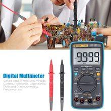 BSIDE Digital Multimeter Voltmeter Ammeter Ohm Capacitance Tester Diagnostic Machine 9999 Counts Auto Manual Range Multimeters