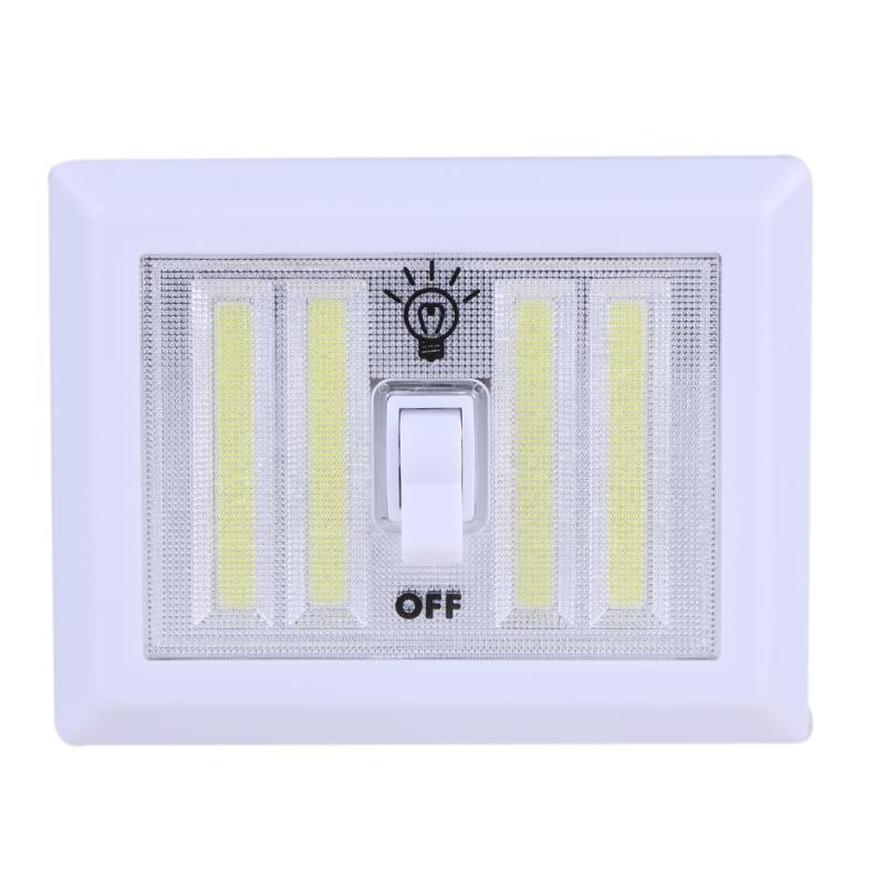 Led Modern Emergency Lights 8W Wall Switch Night Light Corridor LED Lamp Outdoor Emergency Lights