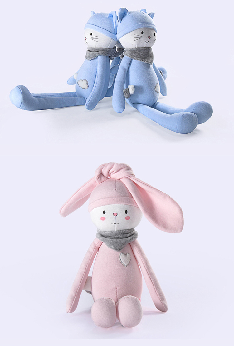 Soft-Toys-for-Children-Stuffed-Animals-Stitch-Rabbit-Cat-Baby-Doll-Kawaii-Plush-Baby-Girl-Boy-Twins-Birthday-Christmas-Gift-08