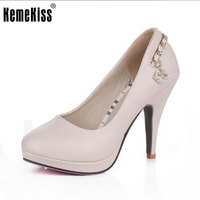 Stiletto Women Pumps Sexy Pointed Toe High Heels Shoes Woman Office Ladies Dress Shoes Wedding Party