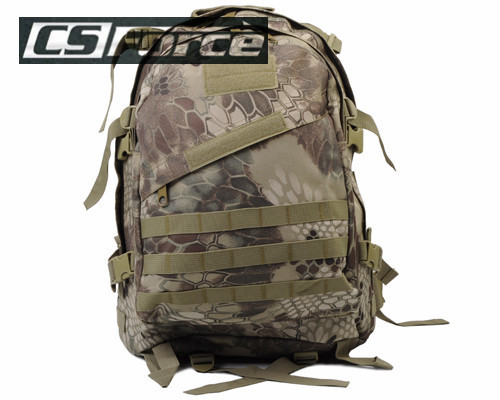 CS Force High Quality Men Women Military Army Backpack Molle Camping Hiking Trekking Camouflage Bag Climbing Bag HLD