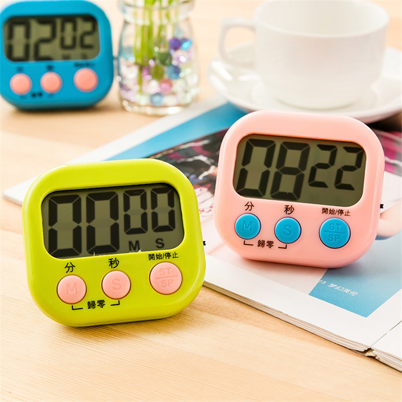 Restaurant Kitchen Timers popular digital kitchen clock-buy cheap digital kitchen clock lots