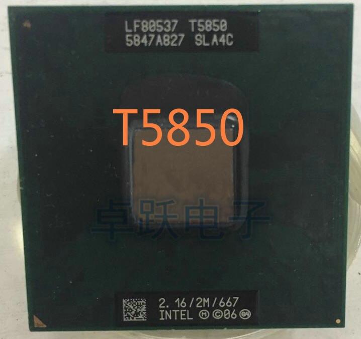 Original T6670 Intel Core2 Duo CPU Processor T6670 2M Cache 800MHz FSB Laptop Best CPU Best Quality 2.2GHz