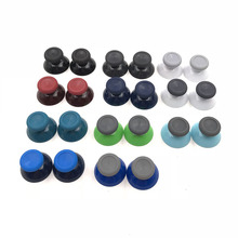 1Pair=2PCS Original Analogue Replacement Thumbstick Grips For Xbox One PS4 Controller