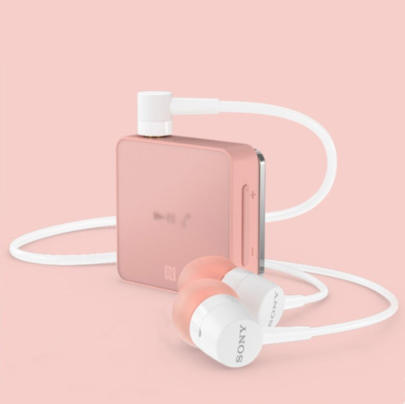 Sony Sbh24 Clip Style Stereo Bluetooth Headset Nfc Sbh24 Flex Socket Cable Certifierflex System Aliexpress