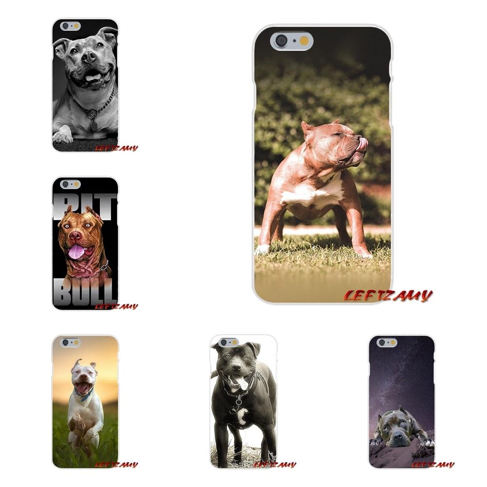 Для Сяо mi красный mi 3 3 S 4A 5A Pro mi 4 mi 4C mi 5S mi 6X mi max2 Примечание 3 4 5A pit bull dog Pitbulls аксессуары телефон чехлы