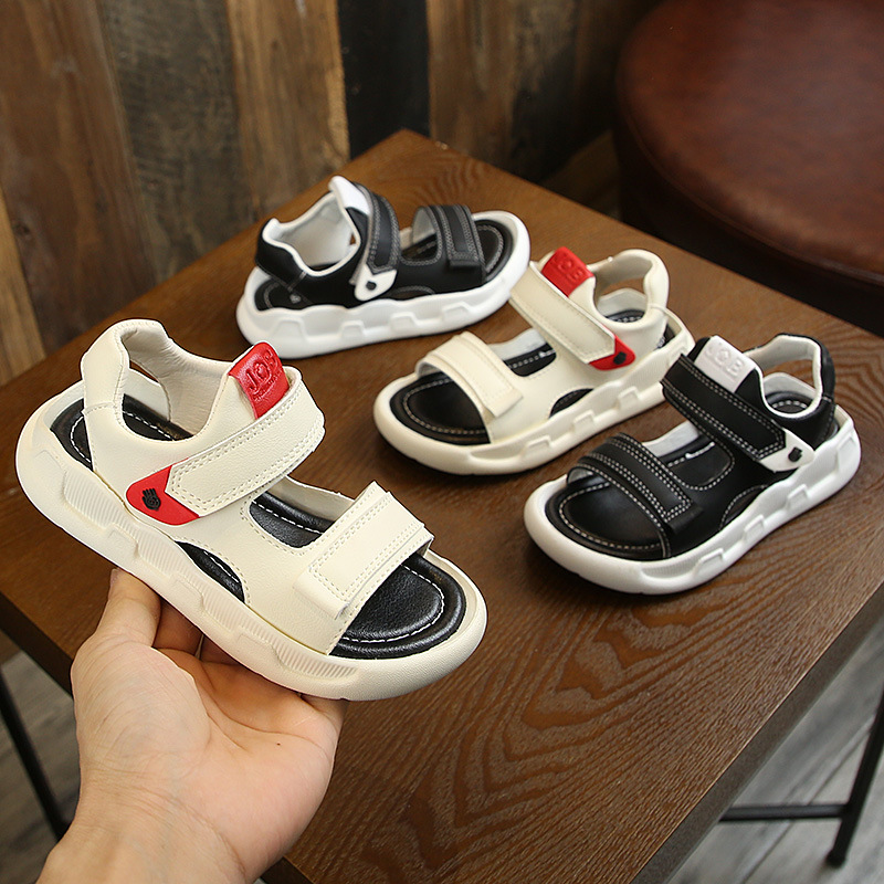 Boys Sandals Toddler Baby Shoes Summer Girls Beach Sandals Slippers Kids Children Unicorn Shoes Age 1 2 3 4 5 6 7 8 9 Years Old