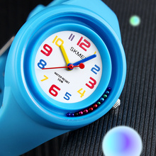 2018 Cool SKMEI Fashion Casual Watches Children Watch Quartz Kids Watc