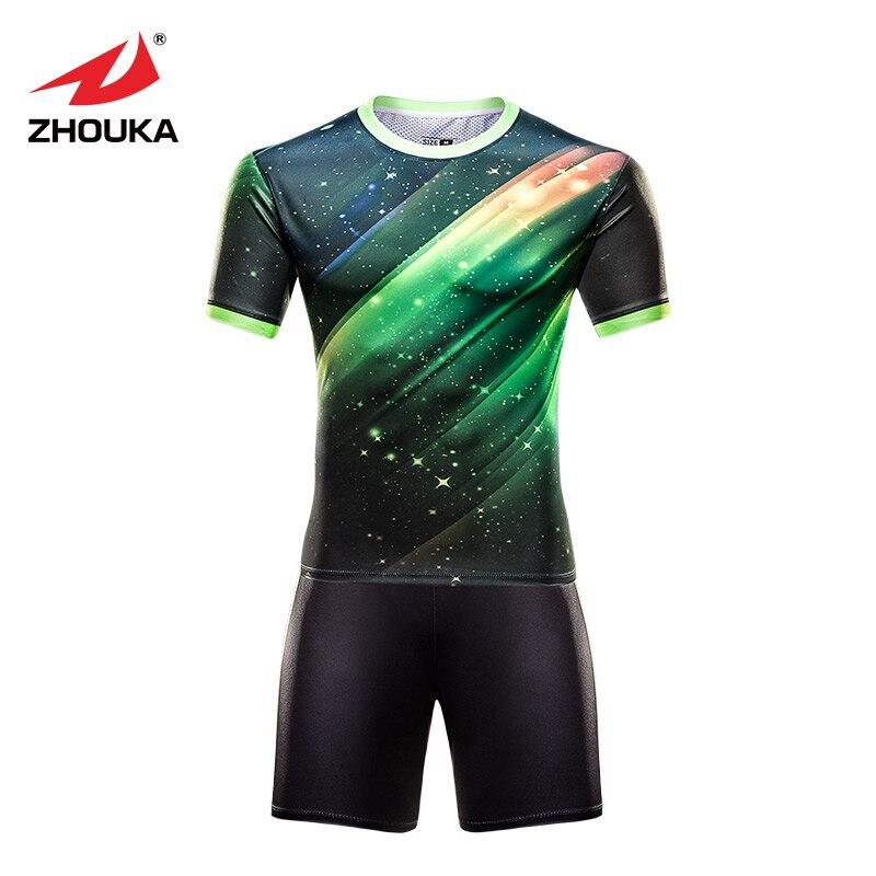 Personalizado sublimación de fútbol jersey voetbal venta al por mayor precio  cualquier color patrón de color puede ser personalizado camisa s de futebol  en ... ce052e50c8c51
