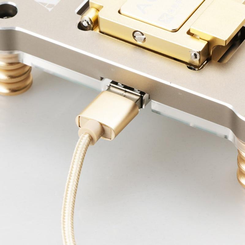 Wozniak Mainboard CHIP IC Programador herramienta para iphone 4S 5G - Juegos de herramientas - foto 5