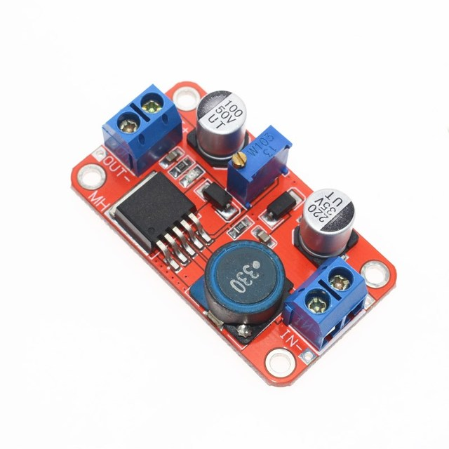 10PCS DC-DC Booster module Power supply module output adjustable Super LM2577 XL6009 step-up module output 5V 12V 24V adjustabl