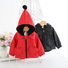 woncoomody Baby girl Jacket Winter Kids Warmth Coat
