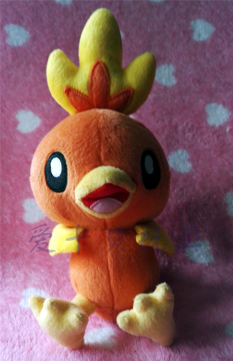 Cartoon Peluche Torchic XYN-22 Stuffed Plush Toy, 8 Childrens Gift Toy Kids