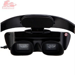Image 1 - ZIYOUHU IR Digital Night Vision Goggles Eye Mask Device of Observed In Darkness HD Imaging for Hunting Scope Head Mounted