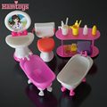 20152016 New  Free shipping 1 pcs/lot Bathroom area Doll Accesories For Barbie Dolls/Monster High dolls for Baby Girl #T03006-A