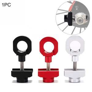 Bicycle Chain Adjuster Tensioner Alloy Bike Cycling Upkeep Folding Fastener