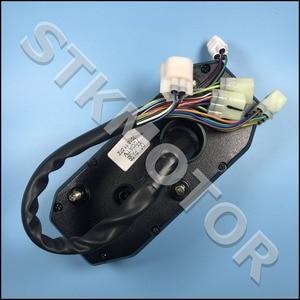 Image 3 - Hisun Massimo HS500 HS700 500CC 700CC ATV Quad Speedometer Assy 36100 058 0000 EFI