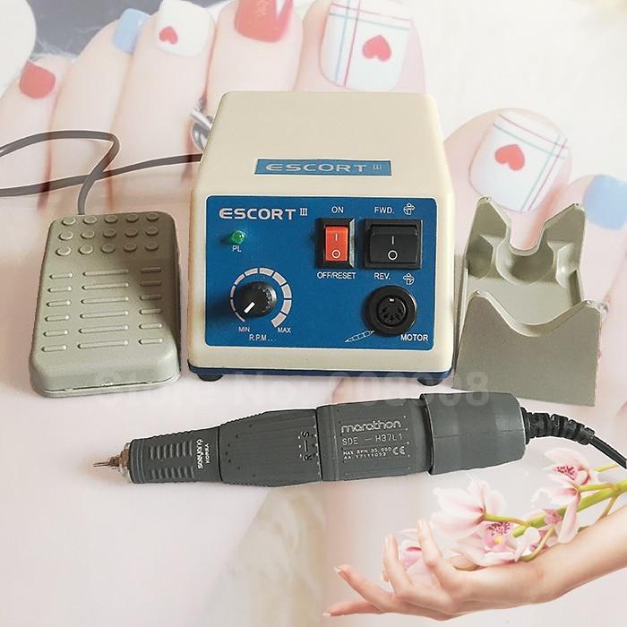SAEYANG Marathon Mini Micromotor Dremel Pulidora para Jade - Herramientas eléctricas - foto 5