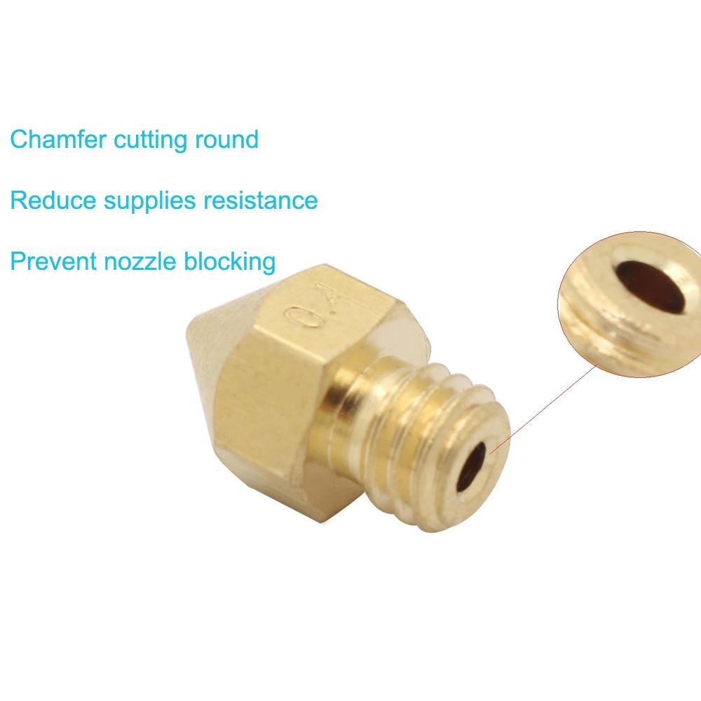 3d printer mk8 nozzle