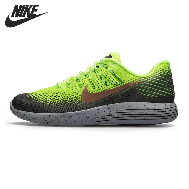 the latest 19d50 9a5f0 Original New Arrival 2017 NIKE LUNARGLIDE 8 SHIELD Mens Running Shoes  Sneakers