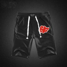 Summer Cargo Shorts Men HOKAGE Cotton Black Gray Hot Pockets Waistband Looes Mens Shorts Knee Fashion