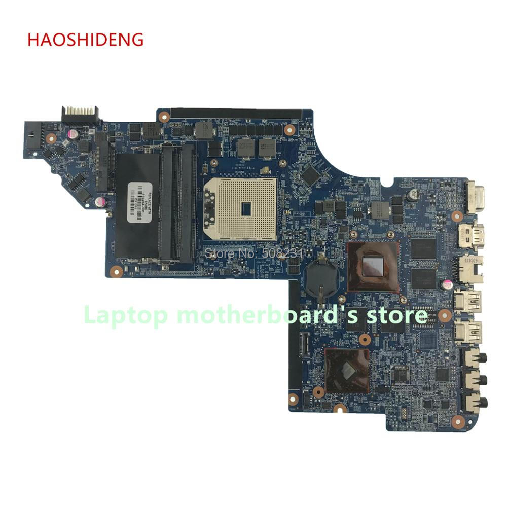 HAOSHIDENG 665284-001 mainboard for HP PAVILION DV6-6000 laptop motherboard with HD6750 fully Tested car covers stainless steel rear bumper protector sill scuff plate door sill fit for 2012 2017 volkswagen sharan car styling