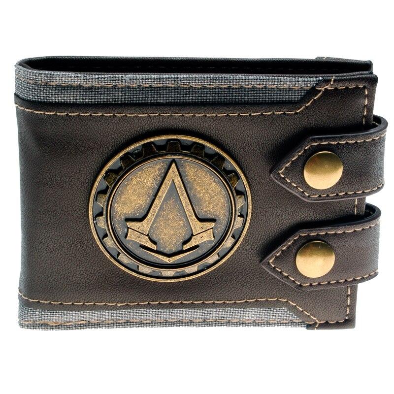 Juego Assassins Creed wallet Mes